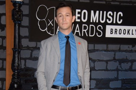 Joseph Gordon Levitt at the 2013 VMA's